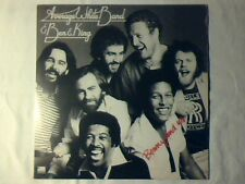 AVERAGE WHITE BAND & BEN E. KING Benny and us lp ITALY BEATLES COME NUOVO MINT -