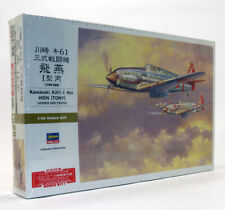 Hasegawa Japan IJAAS Kawasaki Ki61-I Hei Hien TONY Ground Based Fighter Kit 1/32