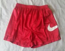 Vintage Nike Shorts Red Mens Size: L