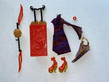 Monster High Jinafire Long Scaris Clothes and Accessories