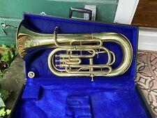 Lark Student Baritone Horn with Case and Mouthpiece 4th valve