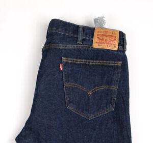 Levi's Strauss & Co Hommes 505 Droit Slim Jean Taille W40 L32 ARZ535