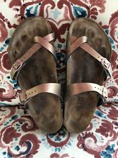 💜Women's Birkenstock Slip On Sandals, Size 40 (9.5)
