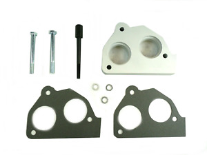 OBX Throttle Spacer Set Fits 1988 To 1995 GMC Chevy Truck SUV 4.3L / 5.0L / 5.7L