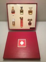 Fragrance Portfolio Vintage Perfumes from Kaufmann's Box of 6 Amarige Eternity +