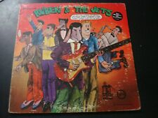 FRANK ZAPPA THE MOTHERS OF INVENTION RUBEN AND THE JETS LP RECORD