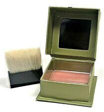 Authentic! Benefit Dandelion Face Powder & Brush Full Size .25 oz New
