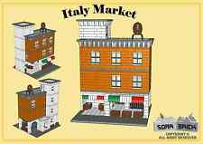 Custom instruction, consisting of LEGO elements - Italy Market