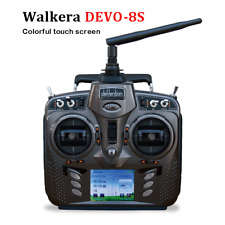 【Fast Delivery】Walkera Radio DEVO-8S 8 channels for all Racing Drones