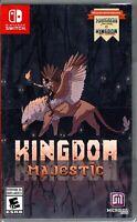 Kingdom Majestic Switch New 2 Games Kingdom New Lands & Kingdom Two Crowns