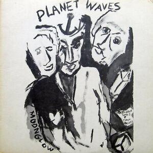 VINYL LP RECORD Bob Dylan – Planet Waves
