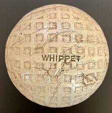 """Vintage """"Whippet"""" Square Mesh Golf Ball"""