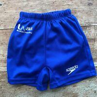 Speedo Baby Size S 3-6 months Blue Swim trunks Swimwear