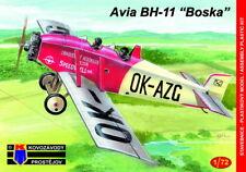 """Kovozavody prostejov 1/72 Avia BH-11 """"Boska"""" # 7279"""