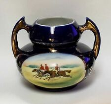 Porcelain Vase Racing Scene