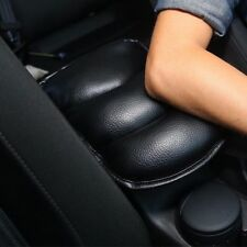 Car Auto SUV Center Box PU Armrest Console Black Soft Pad Cushion Cover Wear