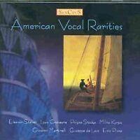 olfgang Amadeus Mozart - American Vocal Rarities [CD]