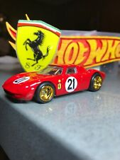 🔴 Hotwheels Ferrari 250 LM Custom Real Riders 2007