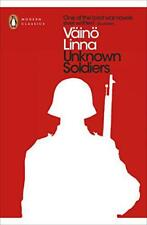 Unknown Soldiers (Penguin Press Translated Texts) by Linna, Väinö | Paperback Bo