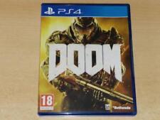 Doom PS4 Playstation 4 2016 **FREE UK POSTAGE**