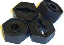 Buje hexagonal 86065 12mm M12 rueda x 4 1/16 piezas de velocidad HSP Hi