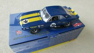 GMP Mark Donohue 1967 Équipe Penske Chevy Sunoco Camaro Z28 Trans Am Racer 1:18