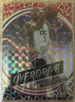 2019-20 Mosaic Bradley Beal Overdrive SSP #24 Wizards