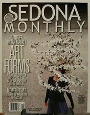Sedona Monthly Santa Fe Indian Market Art Forms July Aug 2016 FREE SHIPPING JB!