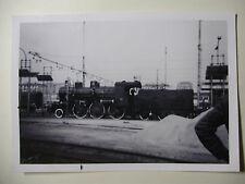 IT562 - 1972 FS ITALIA - ITALIAN RAILWAY - STEAM LOCOMOTIVE PHOTO Italy
