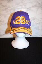 New All Stars MN Vikings Adjustable NFL RARE Raised Embroidered NUMBERS Cap Hat