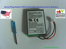 2x Sony Playstation PS4 Controller 2000mAh Replacement Rechargeable Battery NEW