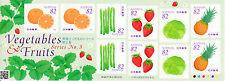 Japan Post Stamps • Vegetables & Fruits Series No.3 • 82yen sheet • 2015