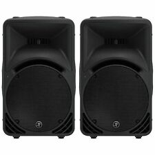 Pro Audio PA Speaker Systems with Top Hat
