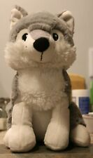 Kohl's Cares Plush Wolf Stuffed Animal