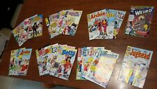 Archie Comics Vintage Lot of 20, Sabrina, Betty, Veronica, Jughead, Archie, etc