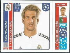 PANINI UEFA CHAMPIONS LEAGUE 2014-15- #123-REAL MADRID-FABIO COENTRAO