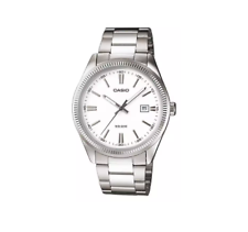 Casio LTP1302D-7A1 Silver Stainless Watch For Women