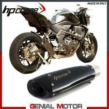 Terminale Di Scarico Hp Corse Evoxtreme 310 Black Kawasaki Z 750 2007 > 2014
