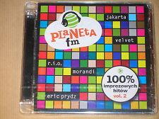 2 CD / PLANETA FM VOL 2 / 100% IMPREZOWYCH HITOW / NEUF SOUS CELLO