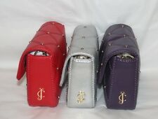 Juicy Couture  Frankie Classic Crossbody Quilted Flap mini Bag choose a color