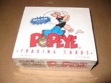 Popeye The Sailor Man Trading Card Box