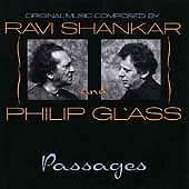 Ravi Shankar : Passages International 1 Disc CD