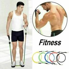 11 PCS Resistance bands Exercise band  Yoga Fitness bands Workout Bands Training
