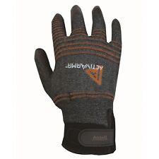 Ansell Multi-purpose Medium Duty Gloves Adjustable Wrist Closure- Large
