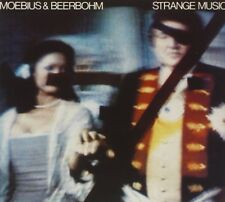 MOEBIUS & BEERBOHM - STRANGE MUSIC  CD NEW+