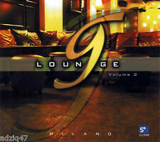 ♫ 2 CD MILANO LOUNGE 9 SOFT AND NU HOUSE SIDE ♫