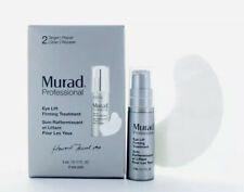 Murad Eye Lift Firming Treatment 0.17oz/5ml+ 8 Eye Pads TRAVEL IN BOX