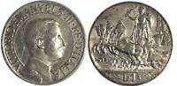 pci2151) Regno Vittorio Emanuele III Lire 1 Quadriga Veloce 1913