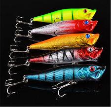1pcs Hooks Baits Fishing Lures Tackle 2016 Hot Spinner Crankbait