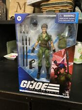 G.I. Joe Classified Series Lady Jaye IN HAND